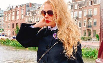 Ольга Фреймут рассказала, как чуть не попала с дочкой в отель «с кровавыми убийствами и привидениями»