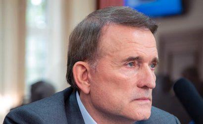 Виктор Медведчук: Главная задача ‒ это возвращение Донбасса в Украину
