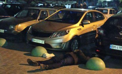 Побратим убитого активиста «Правого сектора»: Он заметил киллера, но не среагировал