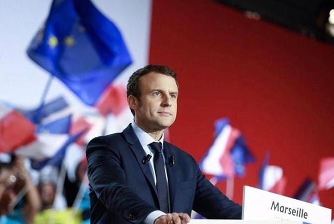 Во Франции арестовали двух мужчин, которые пытались убить Макрона