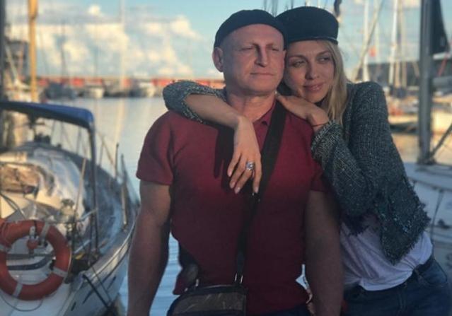 Полякова о первой брачной ночи: поссорились и спали в разных комнатах