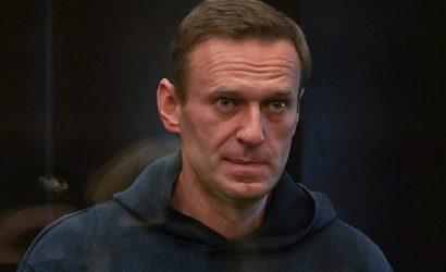 Алексея Навального этапировали из СИЗО в колонию