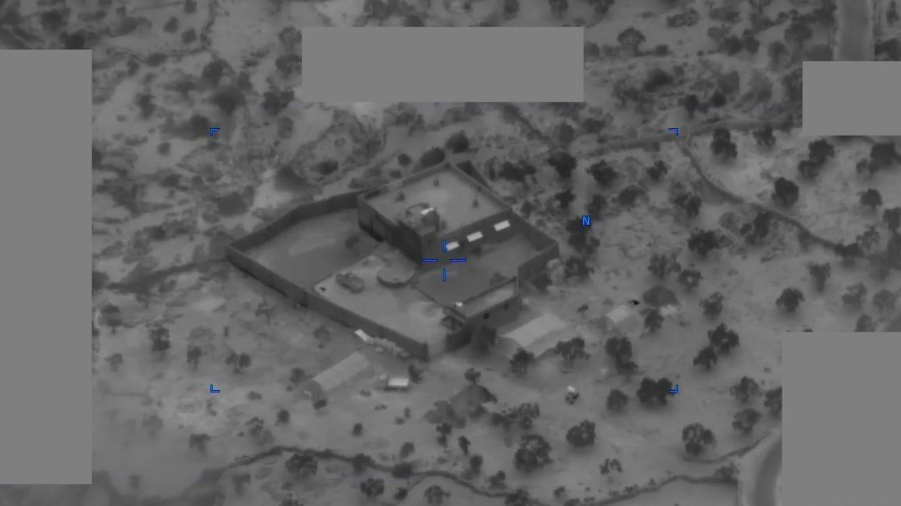 Пентагон показал видео операции по ликвидации аль-Багдади