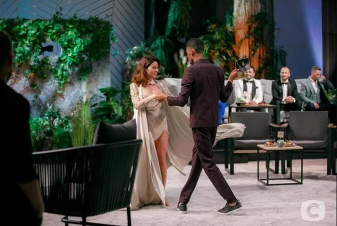 «Холостячка» Злата Огневич отказалась дать розу партнеру Леси Никитюк по «Танцам со звездами»