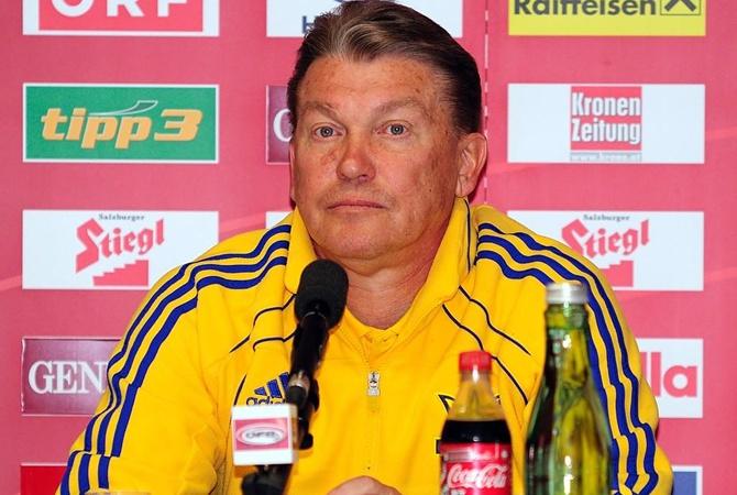 Блохин: «Сборная Украины может выиграть Евро-2020»
