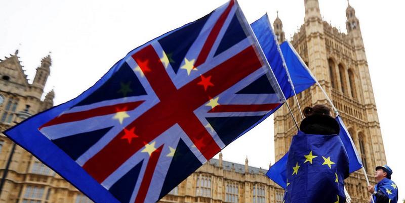 Палата общин одобрила выход Великобритании из ЕС 31 января