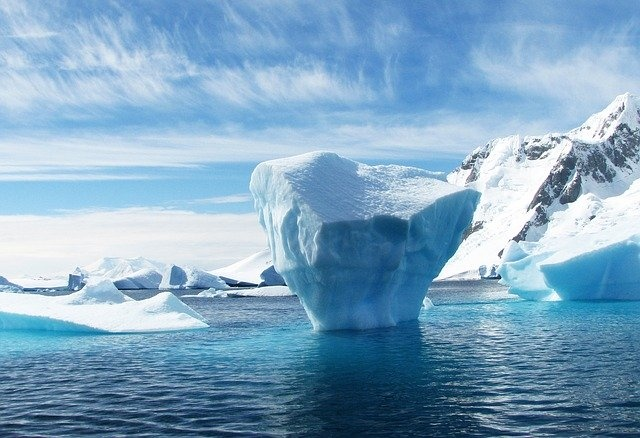 В США показали на видео, как погибли ледники Арктики