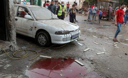 Израиль заявил о ракетном обстреле со стороны сектора Газа