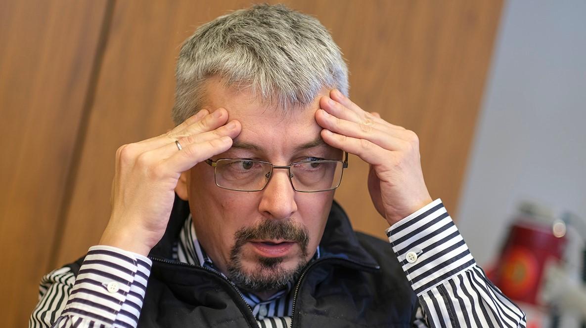 У Ткаченко нашли незадекларированное имение в Киеве