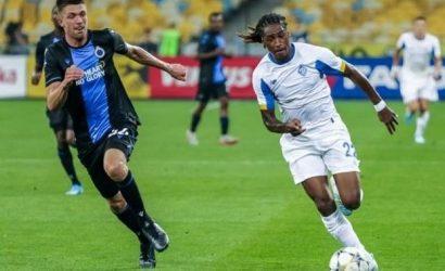 «Динамо» вырвало победу у «Брюгге»