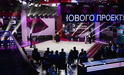 Оксана Марченко ответила на вопросы журналистов о своем походе в политику