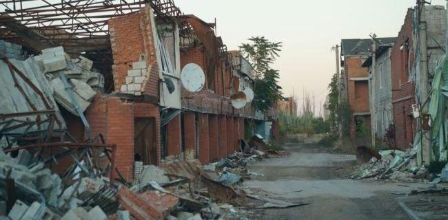 Ни одного жителя: Что стало с бывшим курортным поселком Широкино (Фото)