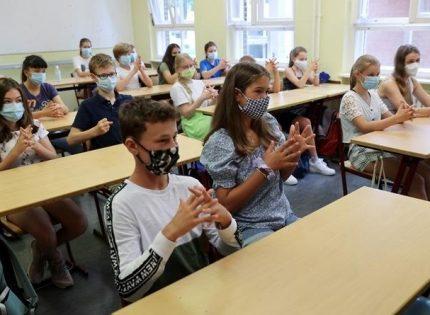 Кабмин опубликовал условия, при которых школам разрешат работать во время карантина