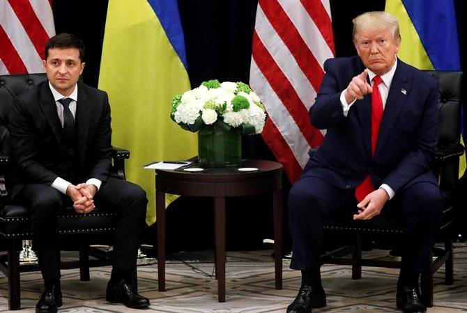 Трамп прокомментировал пресс-марафон Зеленского