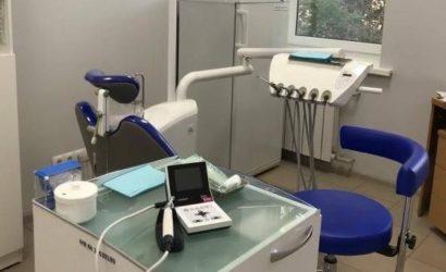 Факт. У Дніпрі для дитячого відділення міської стоматологічної поліклініки № 1 придбали сучасне обладнання