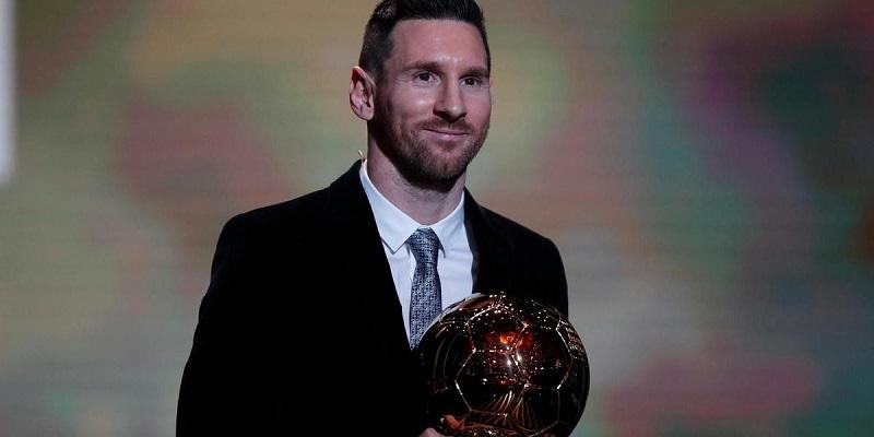 Лионель Месси получил шестой «Золотой мяч»