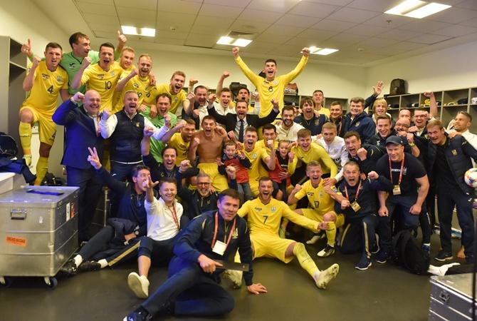 Украина-Португалия: кто из политиков поздравил сборную с победой