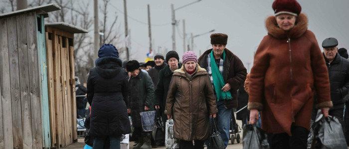 Более полумиллиона: На Донетчине пересчитали переселенцев