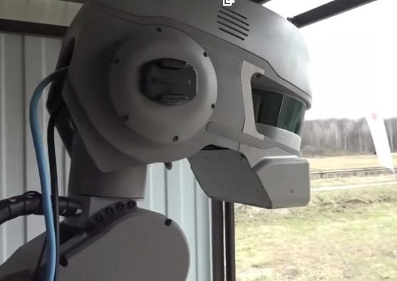 Робот «Федор» не смог соврать поисковику Google