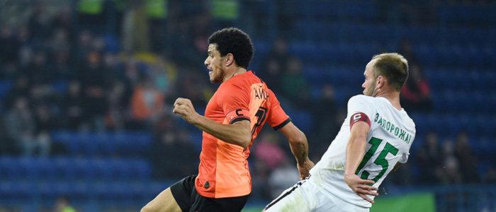 «Шахтер» – «Александрия»: Отчет о матче
