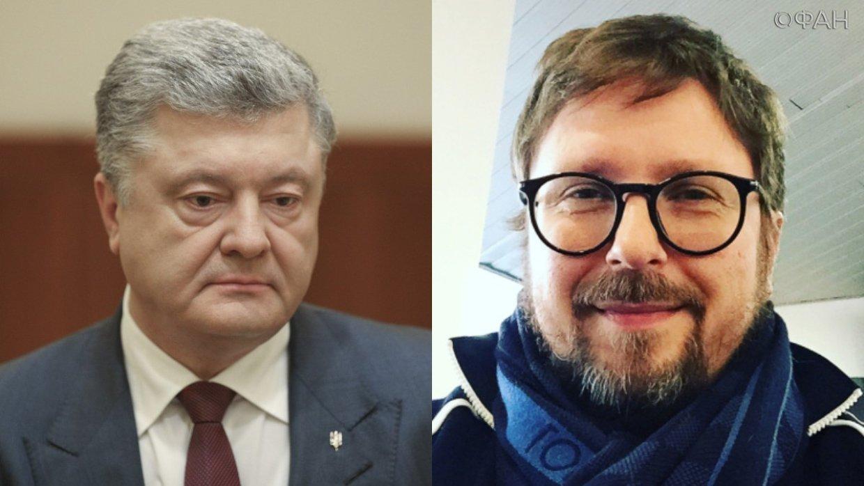 Бужанский заподозрил, что Рябошапка перепутал Шария и Порошенко
