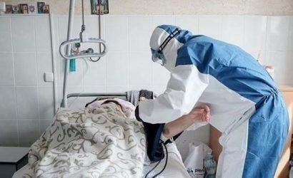В двух областях Украины зафиксировали плохие показатели по госпитализации с коронавирусом