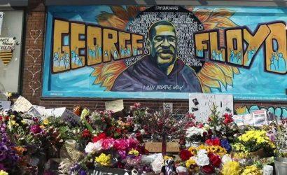 В США застрелили мужчину на том же месте, где был убит Джордж Флойд