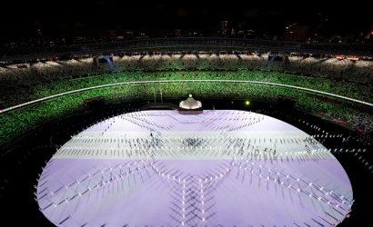 5 оттенков открытия Олимпиады: под клеймом пандемии, но с императором