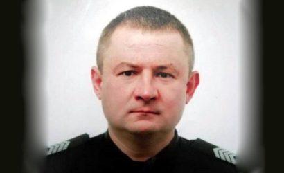 Погиб полицейский, который задерживал участников стрельбы в Броварах