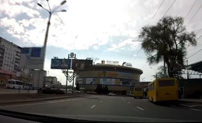 Место продажи лучшей шаурмы и «Манна» вместо «Метро»: В Донецке показали проспект Ленинский (Фото)