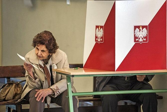 Выборы в Польше: представители Украины не прошли в новый парламент
