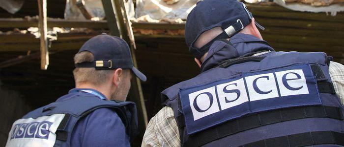 Наблюдатели ОБСЕ зафиксировали 172 единицы вооружения, расположенного в нарушение минских договоренностей