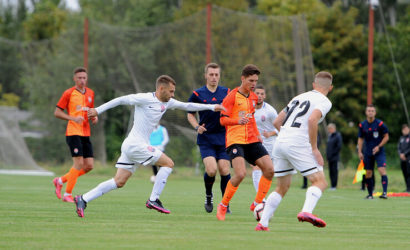 U21: «Шахтер» одержал победу, забив решающий гол