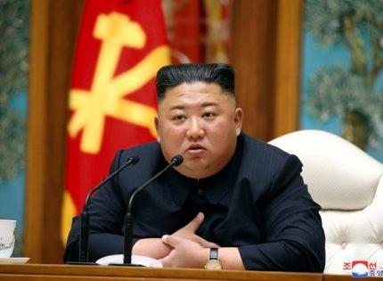 Ким Чен Ын опять пропал с радаров