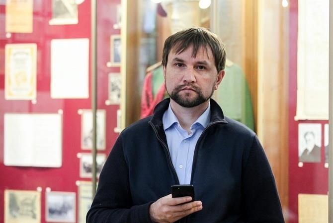 Джокер написал новоиспеченному депутату Вятровичу от имени «слуги народа» Бужанского