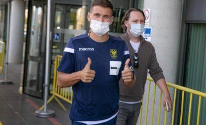 «Десна» продала нападающего в «Сент-Трюйден» за 1,5 млн.евро