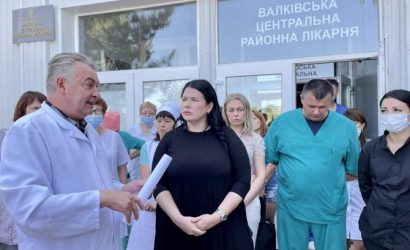 Факт. Питання з виплатою заборгованості медикам буде вирішено. Айна Тимчук