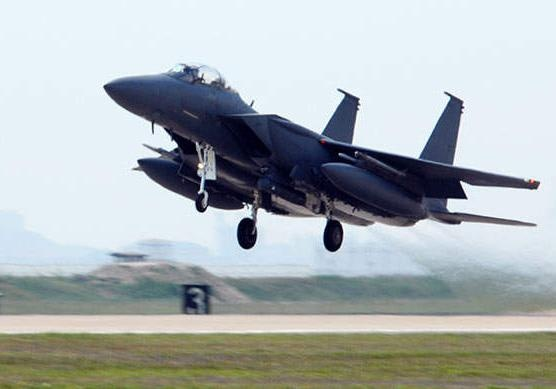 Южная Корея поднимала истребители из-за российского самолета