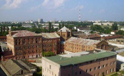 В Одессе произошел пожар в СИЗО, где находится Стерненко