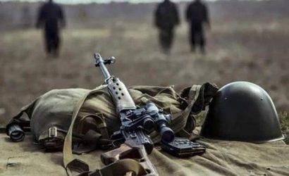 На Донбассе враг ранил 10 украинских воинов