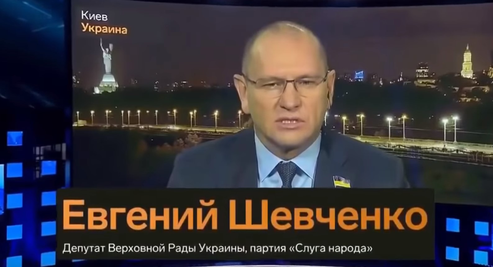 «Слуга народа», выступивший на российском ТВ, сравнил себя с Джордано Бруно