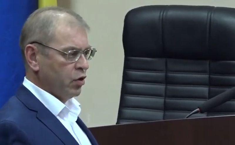 Пашинский: Химикус матом угрожал изнасиловать мою жену неприродным способом