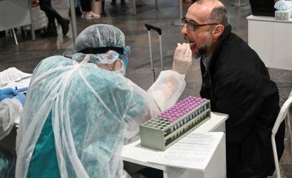 Украинские ученые изучат, какие штаммы коронавируса «гуляют» по стране