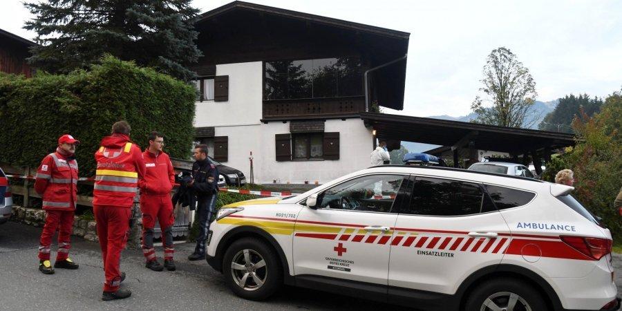В Австрии мужчина убил на курорте пять человек