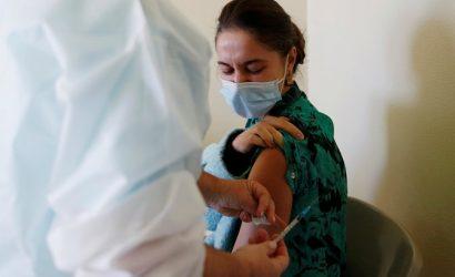 Лишь 7% украинских компаний провели вакцинацию более 70% сотрудников