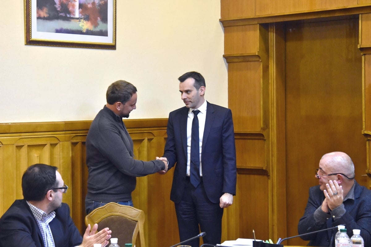 ЦИК признала Вятровича депутатом