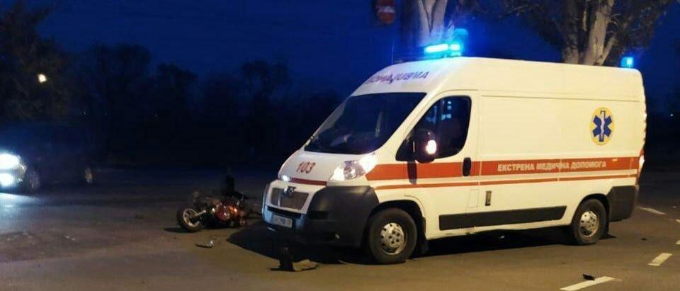 ДТП в Дружковке: Пострадала 58-летняя женщина (Фото)