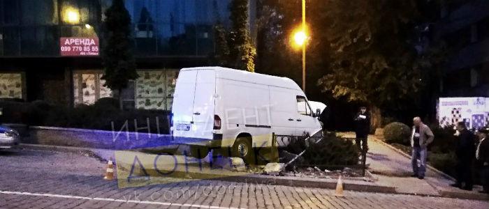 На проспекте Ильича в Донецке произошло ДТП, – соцсети