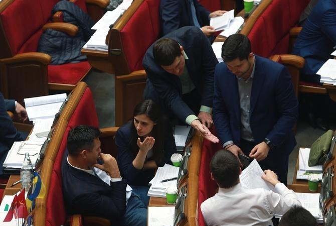 В «Слуге народа» подтвердили возможную проверку депутатов на полиграфе