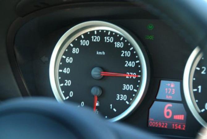 В МВД рассказали о новых штрафах за превышение скорости